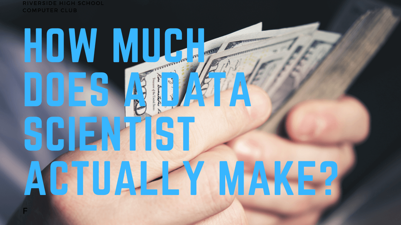 How Much Does an Entry Level Data Scientist Actually Make?